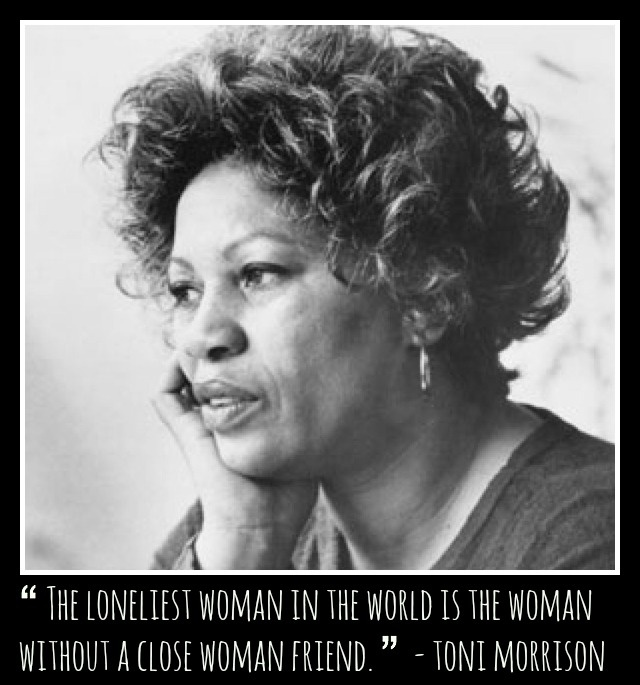 First African-American woman EVER to win the Nobel Prize for Literature------#Toni Morrison