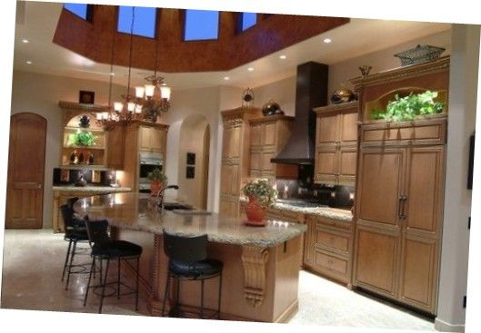 Feng Shui Tips for China Kitchens:Elegant High And Wide China Kitchen–negotiable China Kitchen Price