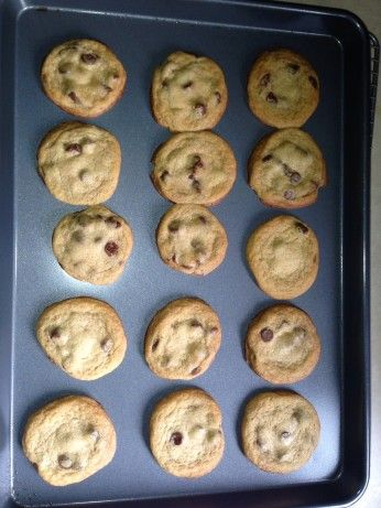 Chocolate Chip Cookies - Betty Crocker's 1969 Recipe This is the recipe I always use!bb