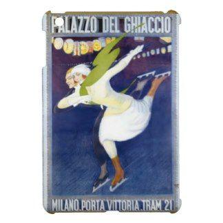 Italian skating poster cover for the iPad mini