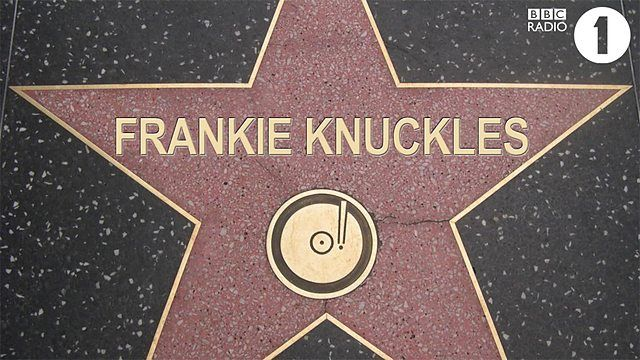 Frankie Knuckles enters the Hall Of Fame