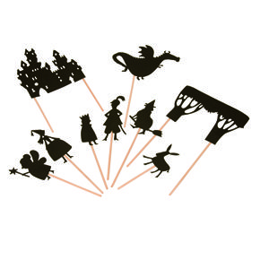 shadow puppets: Idea, Toy, Castles, Roty Mill, Kids, Shadows