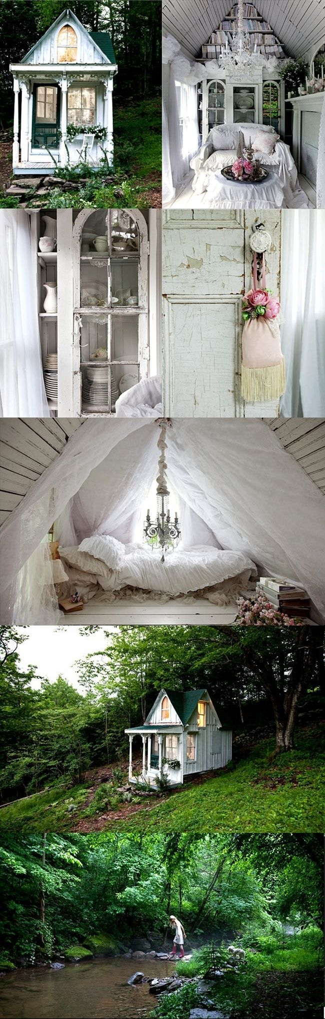 i love this. Wish I could have this house!! its perfect