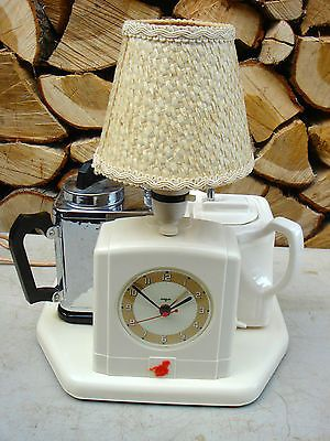 Vintage Goblin Teasmade D28D  Retro Working Collectable Needs New Teapot Ebay. This is truly awful