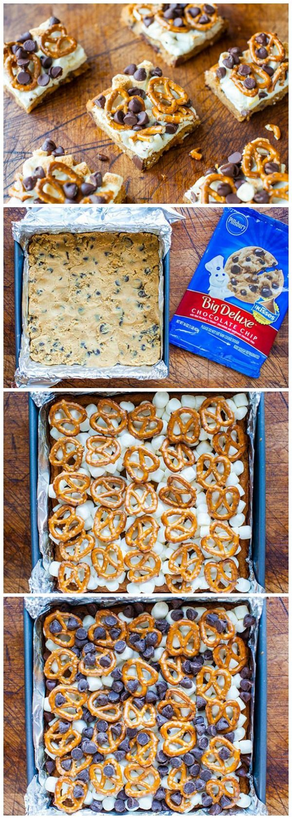 A favorite sweet and salty bar from @AverieCooks!