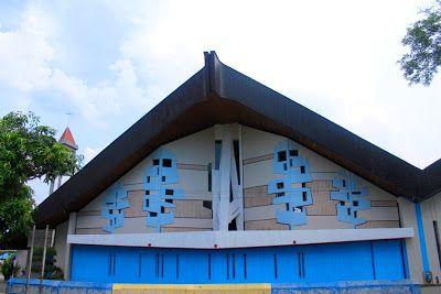 Fotografi Gereja Katolik Indonesia: Gereja Katolik St. Maria Assumpta, Klaten, Jawa Tengah --Keuskupan Agung Semarang --