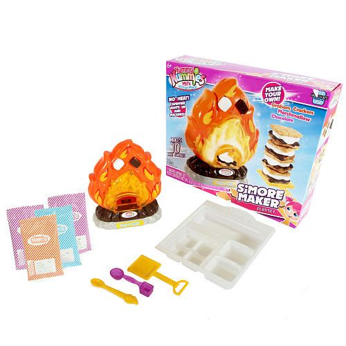 "Yummy Nummies Mini Kitchen Magic Playset - S'mores Maker - Blip Toys - Toys ""R"" Us (microwave cooking )"