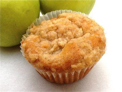 Beyond Bourke Street: Margaret Fulton's Apple Crumble Muffins