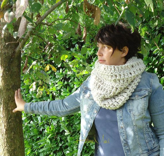 sciarpa , scarf , scarves , lana grossa , uncinetto