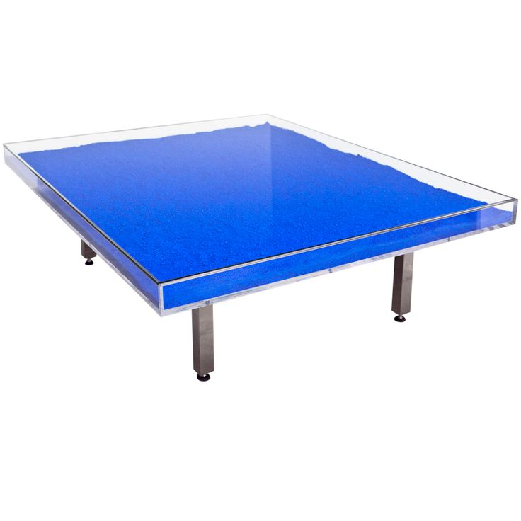 17 best images about 1stdibs finds on pinterest for Table yves klein