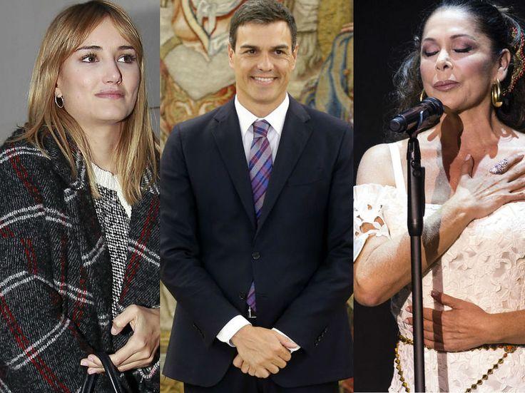 Una novia para Isabel Pantoja y Pedro Sánchez presidente