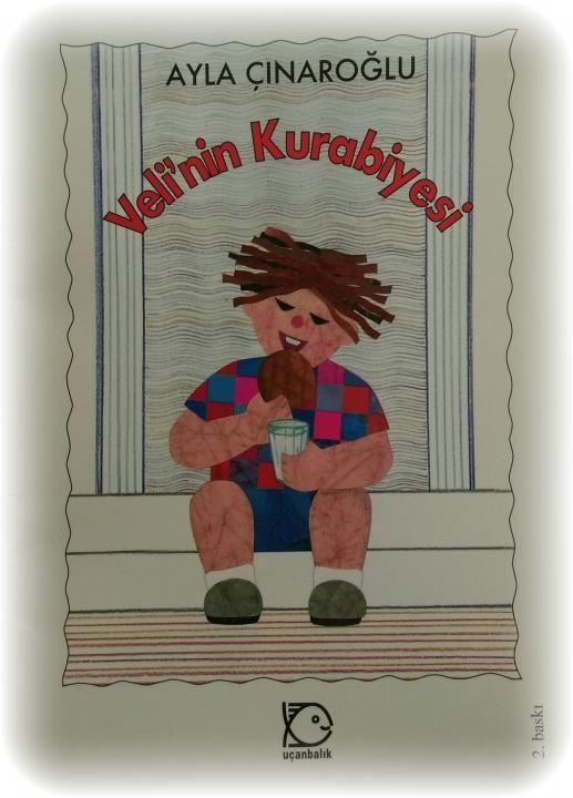 VELİ'NİN KURABİYESİ - Uluslararası Çocuk Kitapları Kurulu 2006 Onur Listesinde yer almış bir kitap bu...