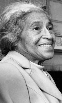 On December 1, 1955 Rosa parks initiated a new era in the American quest for freedom and equality