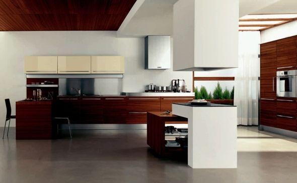 Moderne Küchendekoration - einige Ideen und Tipps ...