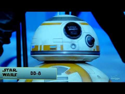 The Rolling Robot From The Star Wars Trailer Actually Exists And It's Awesome | TechCrunch