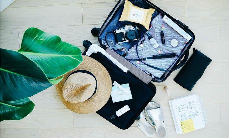Vous êtes stressé(e) à l'idée de ne pas avoir de bagage en soute ? Pas de panique, je vous donne tous mes conseils pour préparer le bagage cabine parfait !
