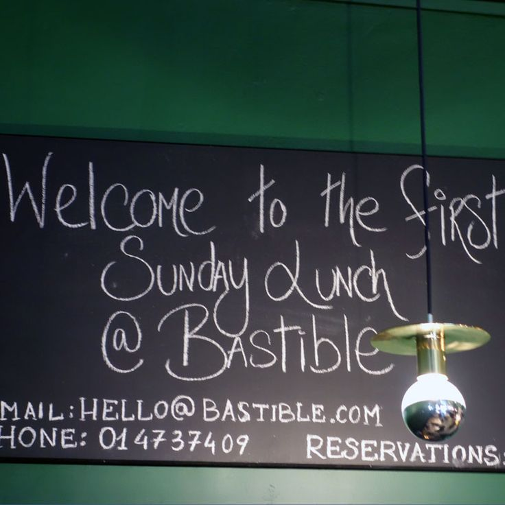 Bastible, Dublin. Review by John McKenna | John and Sally McKennas' Guides