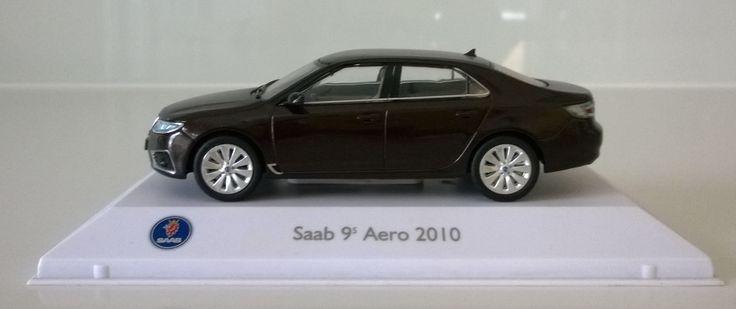 Saab Collection - Saab 9-5 Aero 2010