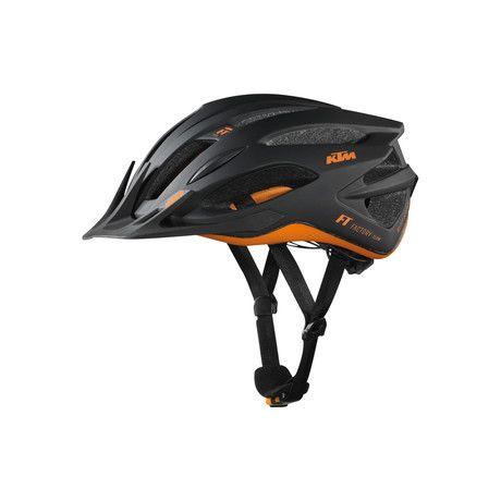 "Helmet FT MTB II // Black (21""-23"" Diameter)"