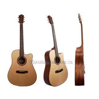 Đàn Guitar Acoustic Weril WG-20DC http://victoriamusic.com.vn/dan-guitar-acoustic-weril-wg-20dc.html
