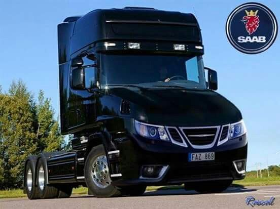Saab Truck