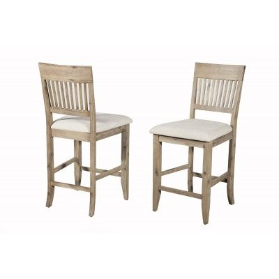 Aspen Natural Pub Chair $258 for 2