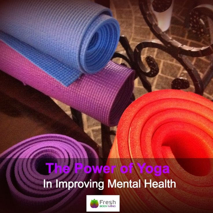 The Power Of Yoga In Improving Mental Health   Yoga is about more than just mindfulness – it has a whole host of mental health benefits.