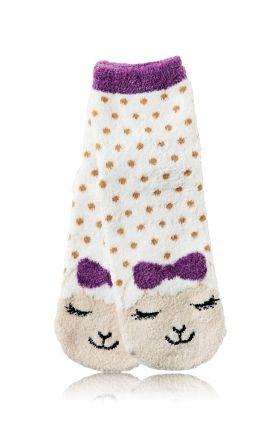 Lambie Shea-Infused Lounge Socks - Bath & Body Works   - Bath & Body Works