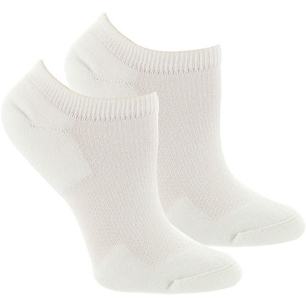 Fox Mills Women's Diabetic Ankle Socks White Socks (€11) ❤ liked on Polyvore featuring intimates, hosiery, socks, white, ankle length socks, wicking socks, ankle high hosiery, breathable socks and fox river socks