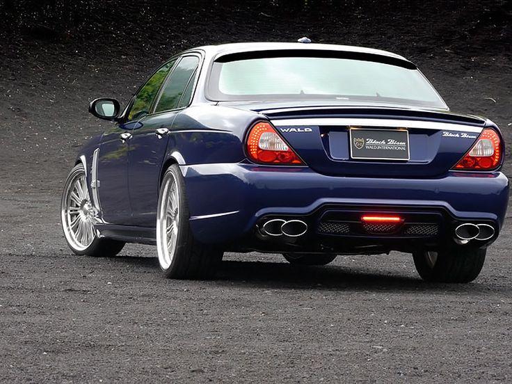 Wald Jaguar Xj Sports Line Black Bison Edition Jaguar Xj Classic Cars Jaguar Car