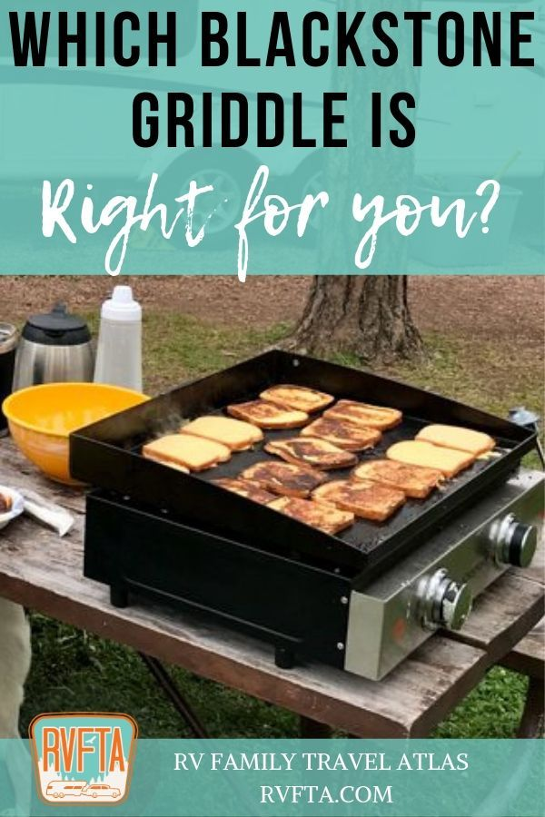 Which Blackstone Griddle Is Right For You Blackstone Griddle Outdoor Griddle Recipes Griddle Cooking