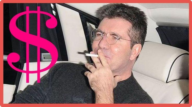 Simon Cowell Net Worth #SimonCowellNetWorth #SimonCowell #celebritypost