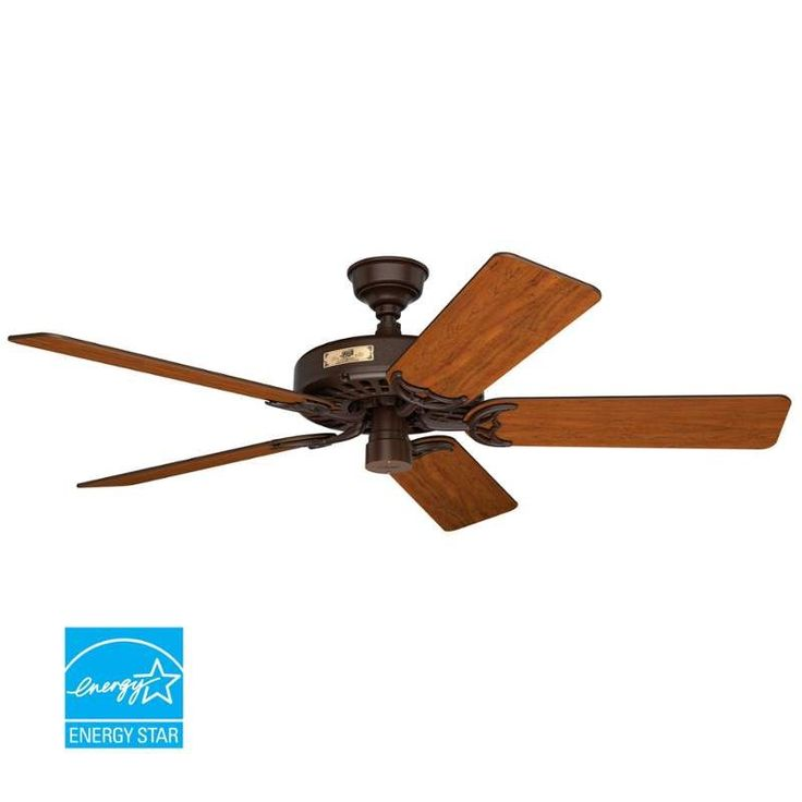 Hunter Baybrook 52 Onyx Bengal Damp Rated Ceiling Fan At: 17 Best Ideas About Hunter Outdoor Ceiling Fans On