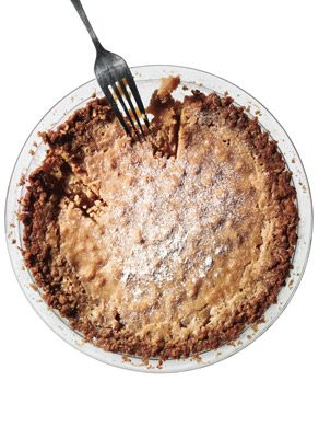 Momofuku crack pie. Put down your s'mores people, and try this.    One of those things that is absolutely true to its name. I ate this at the Milk Bar in NYC ($44/pie and worth every penny...just sayin). It was so good that I've made this at home (just as good). Recipe is not difficult, but time-consuming. This one is posted by the Christina Tosi, the brilliant Momofuku pastry chef.