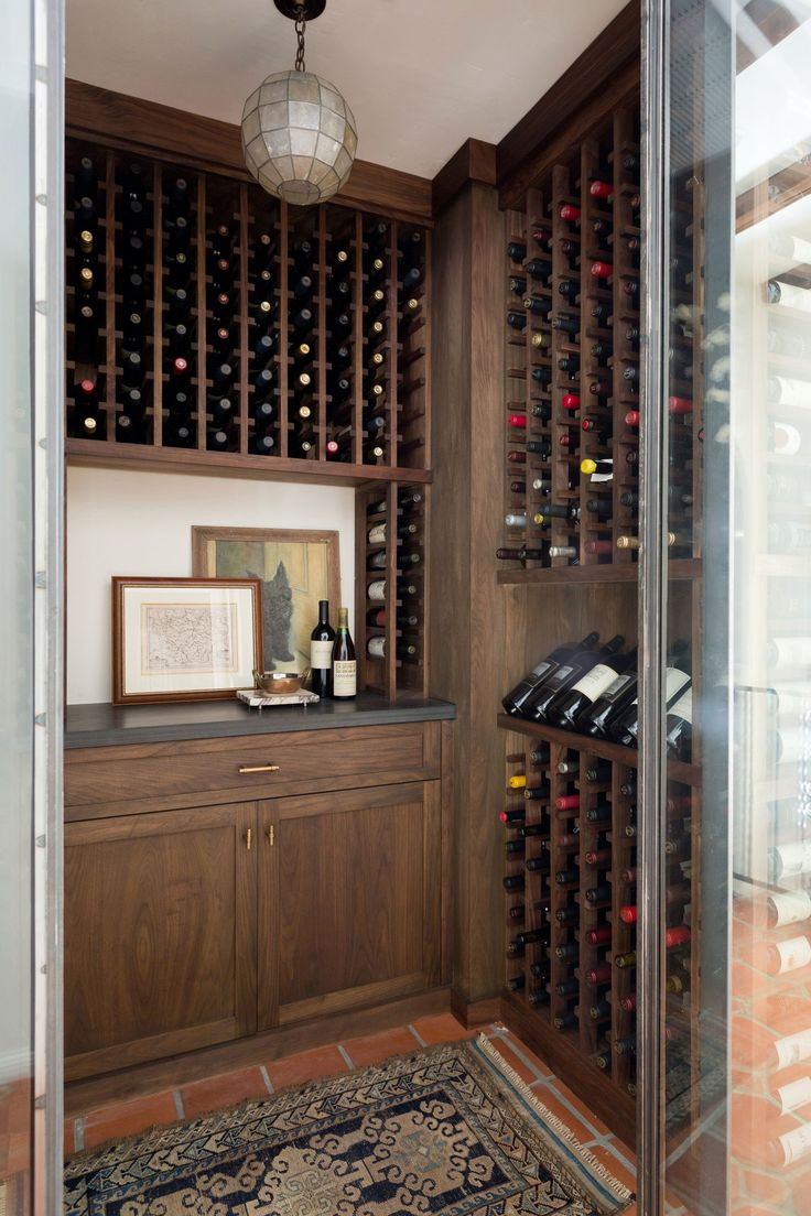 A Stunning Spanish Colonial Revival in Beverly Hills  House tours, Powder and Wine cellar