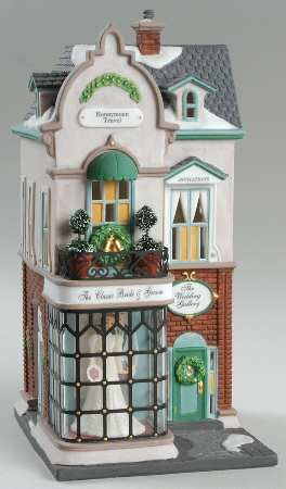 Department 56 Christmas In The City at Replacements, Ltd