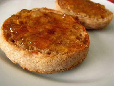 CakeWalk: Sourdough English Muffins Redux