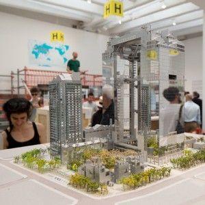 Japan's biennale pavilion celebrates  radical 1970s architecture