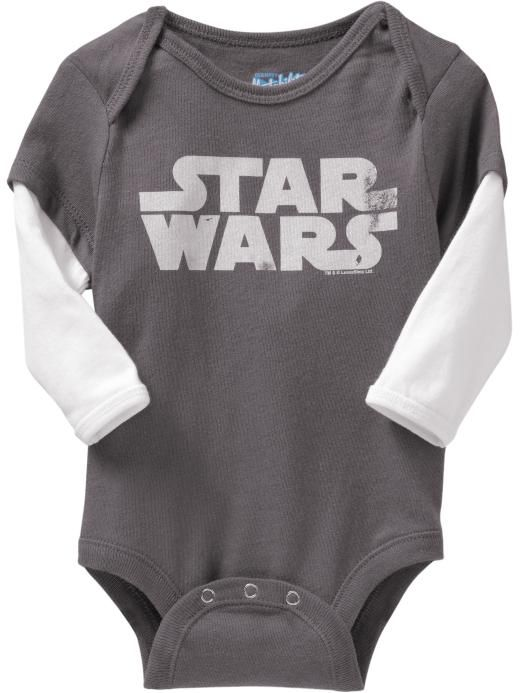 When I ever have a kid, he will so wear this, even if the franchise tanks with Disney. Lucas #4life