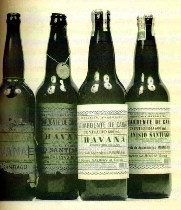 O Mito da Cachaça Havana - Anísio Santiago