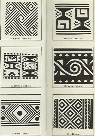 Dibujos sobre arte precolombino - Antonio Grass::