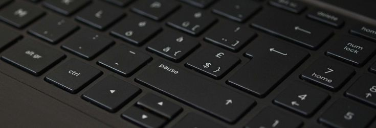 #arrows #blur #close up #computer #device #focus #indication #keyboard #keys #laptop #letters #numbers #signs