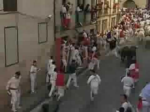 Pamplona Bull Run - The Story of Ferdinand