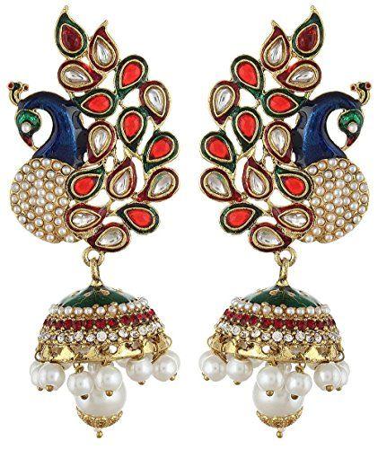 Bollywood Inspired Contemporary Mayur Pearls Jhumki Earri... https://www.amazon.ca/dp/B01N06SNCW/ref=cm_sw_r_pi_dp_x_RDWJyb7R4KG27