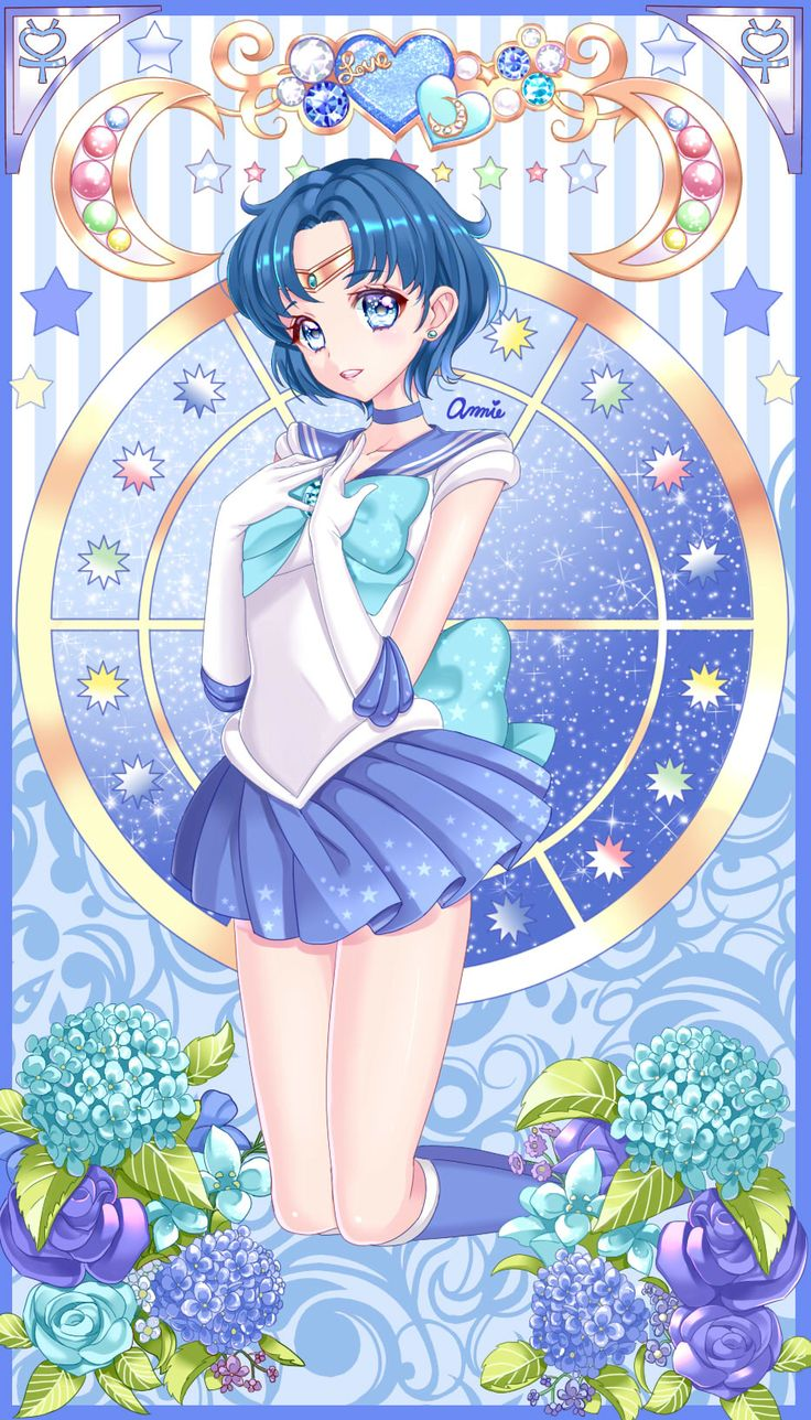 Sailor Mercury Cosplay - Sailor Mercury Fan Art (24370956