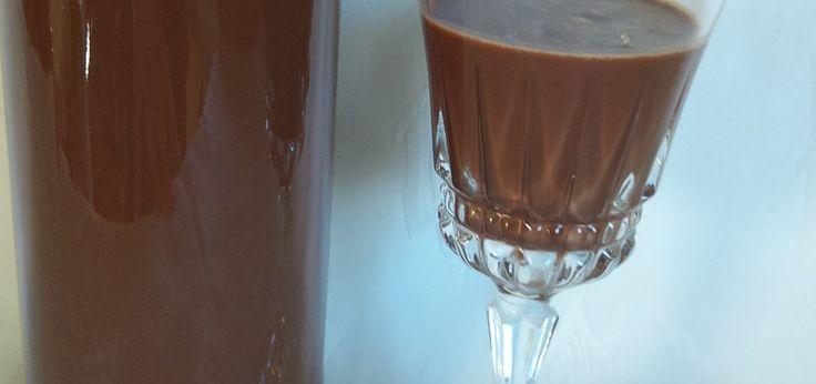 Likier czekoladowy - main