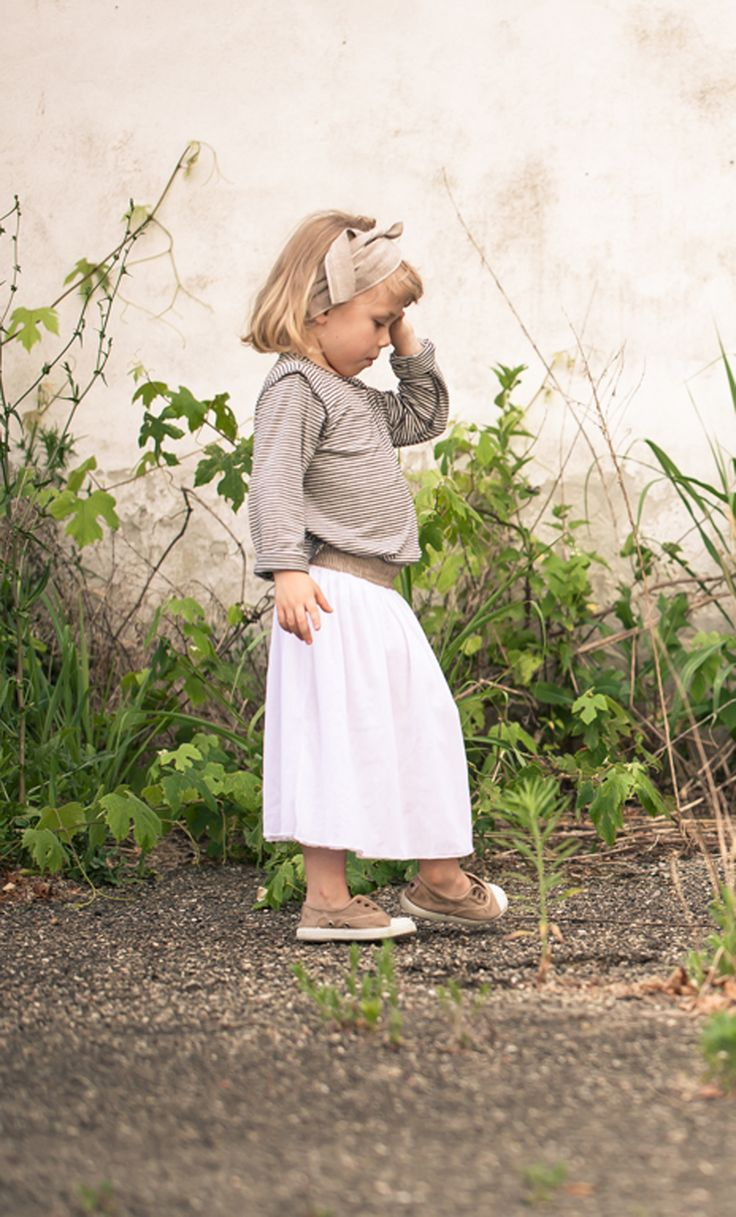 Tulle inspired #kid #SS15 #tulle #skirt #cuculab