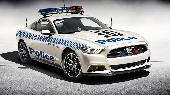 Australian highway patrol police could soon be Mad Max cops with Ford Mustangs…