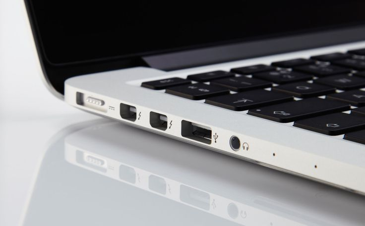 Apple may ditch traditional USB ports on the MacBook Pro
