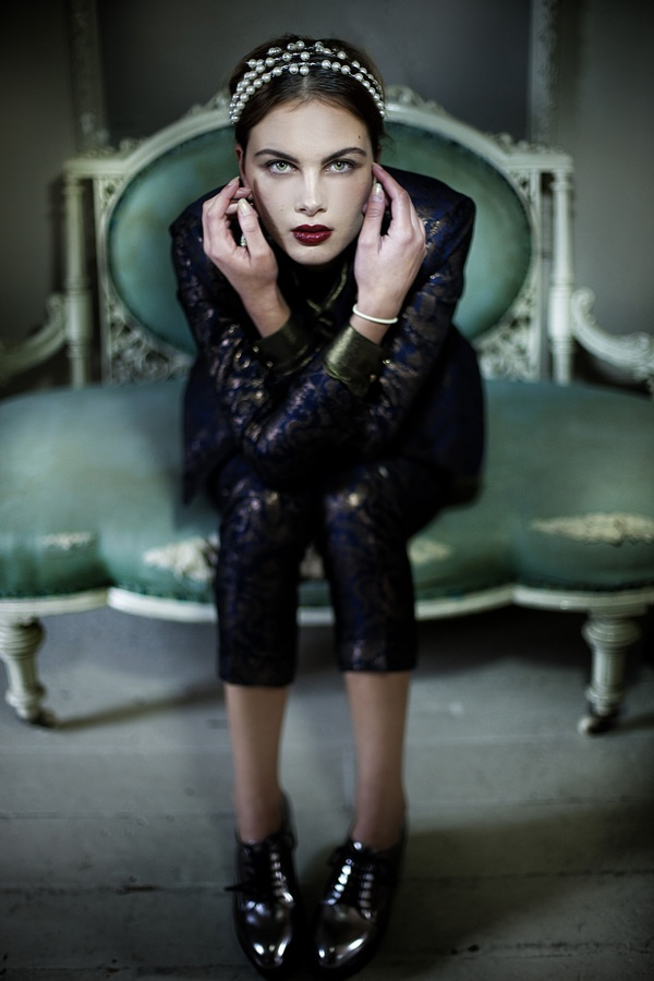 Baroque by D'Alessandro Photography, via Behance